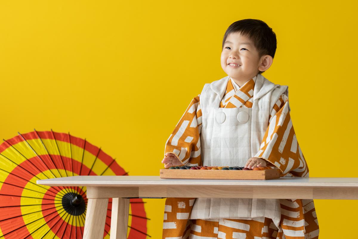 広島のフォトスタジオ「記念写真館SUNNY」七五三写真